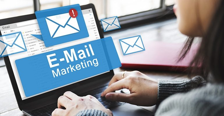 Email marketing 770x400 - تهيه يک برنامه بازاريابی ايميل B2B