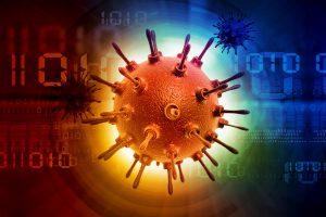 virus-web